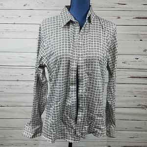Banana Republic Fitted Button Down Shirt